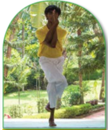Garudasana